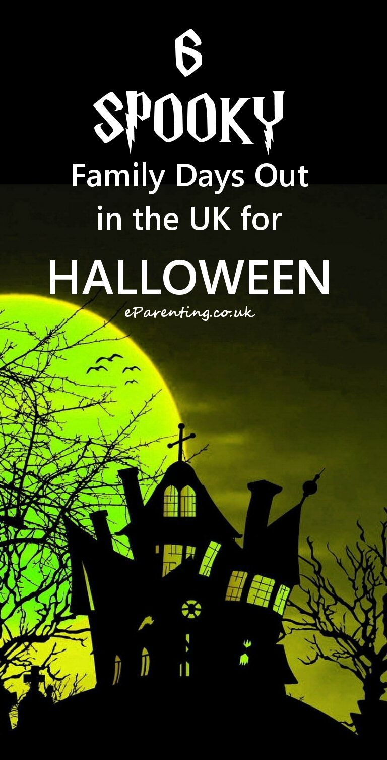 6 Spooky Days Out in the UK for Halloween Safety rules