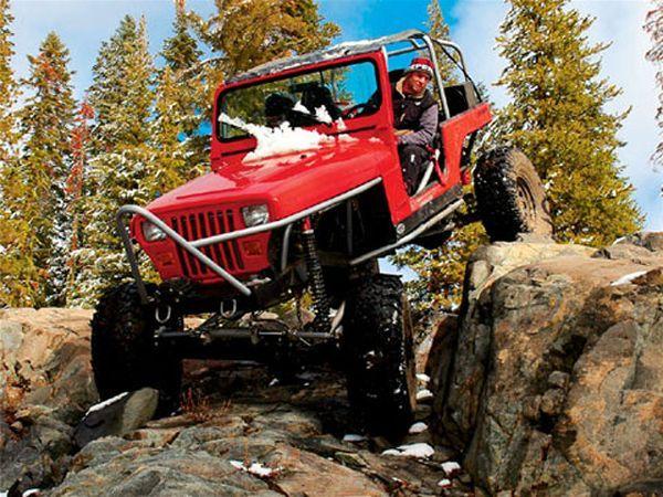 1989 Jeep Yj Wrangler 4 Wheel Off Road Magazine Jeep Yj Jeep Wrangler Yj Jeep