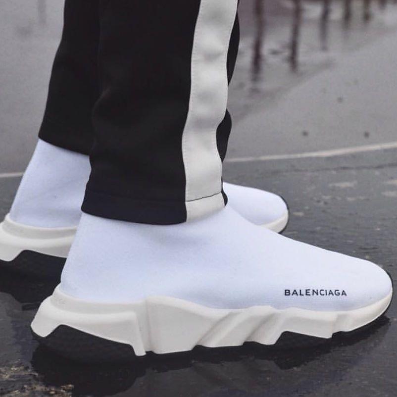 Sneakers fashion, Balenciaga runners