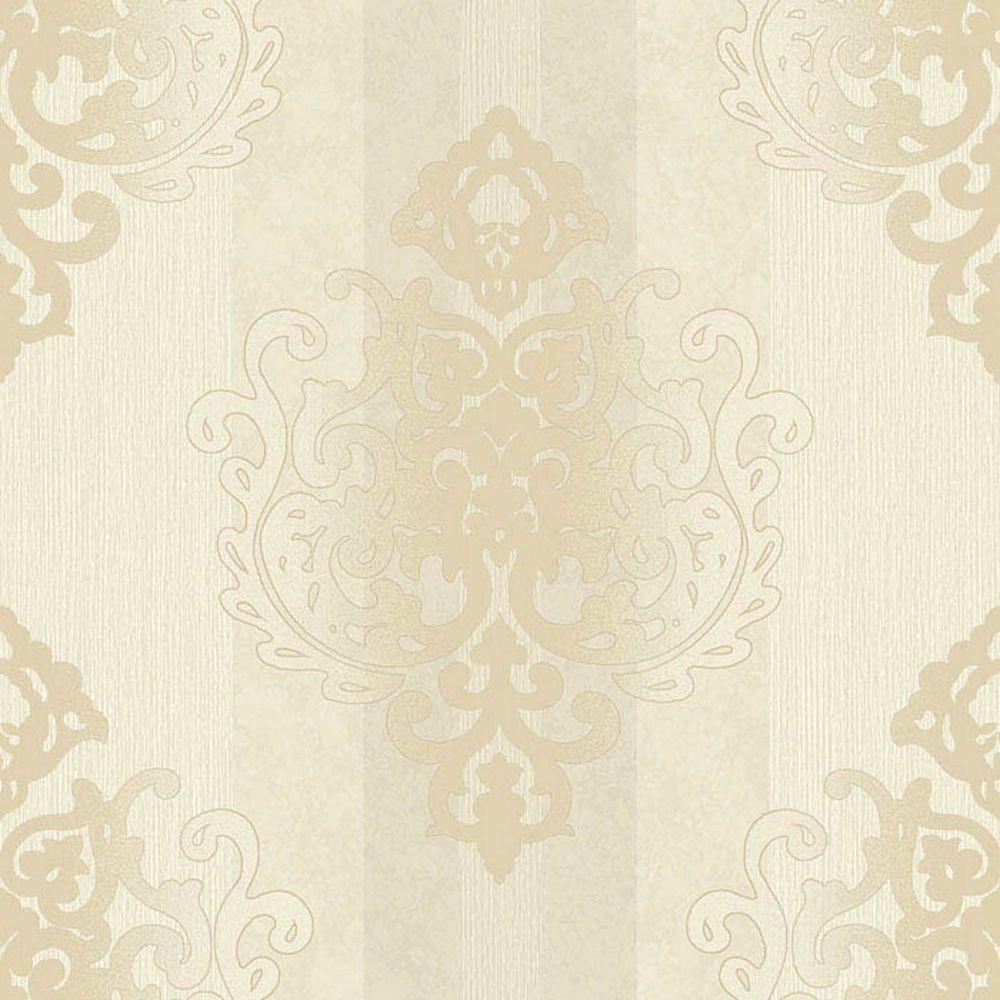 Rasch Tapete Deha 006421 Rasch Textil Vinyltapete Ornament Beige