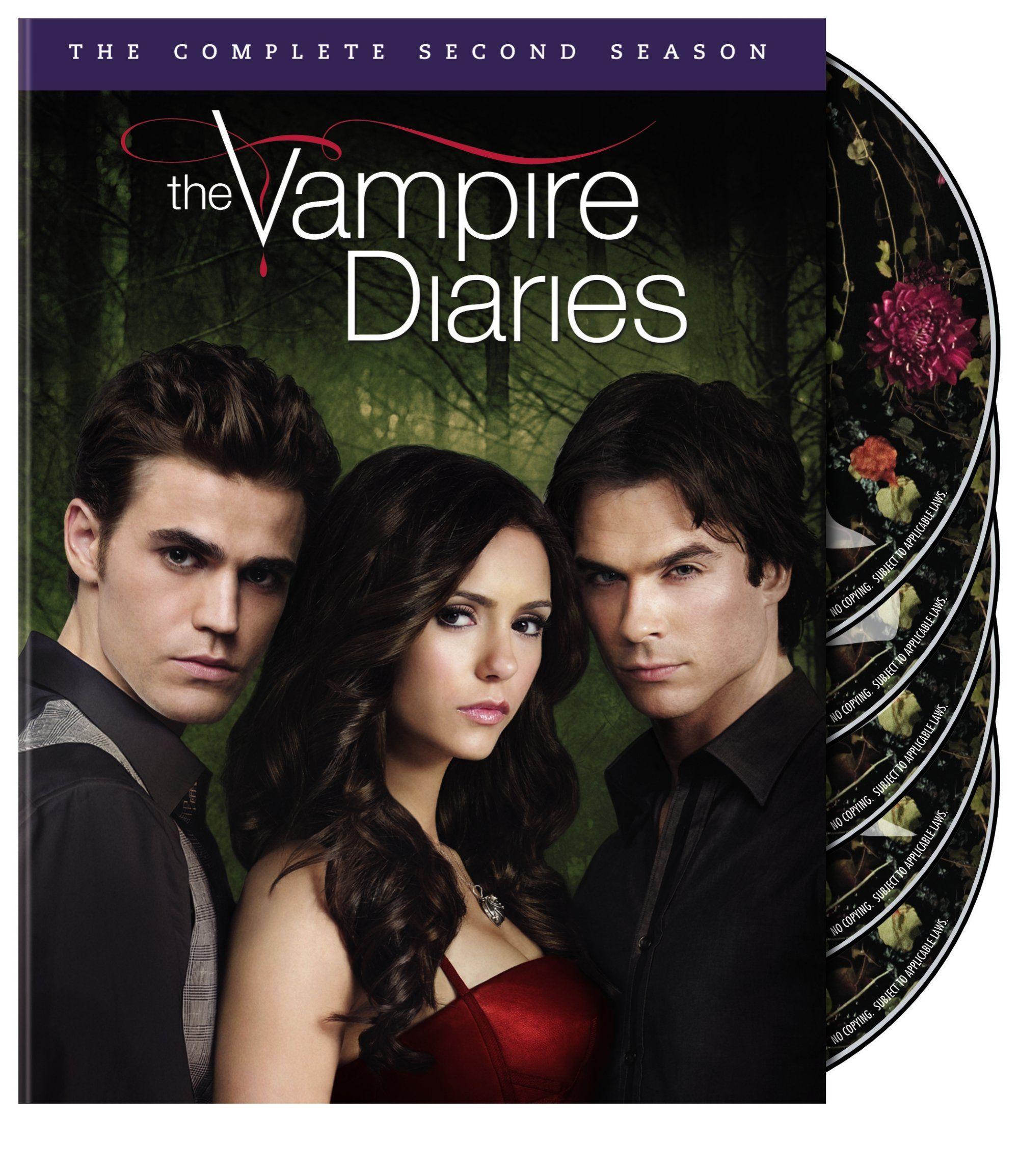 The Second Season Of The Vampire Diaries Finds Elena Nina Dobrev