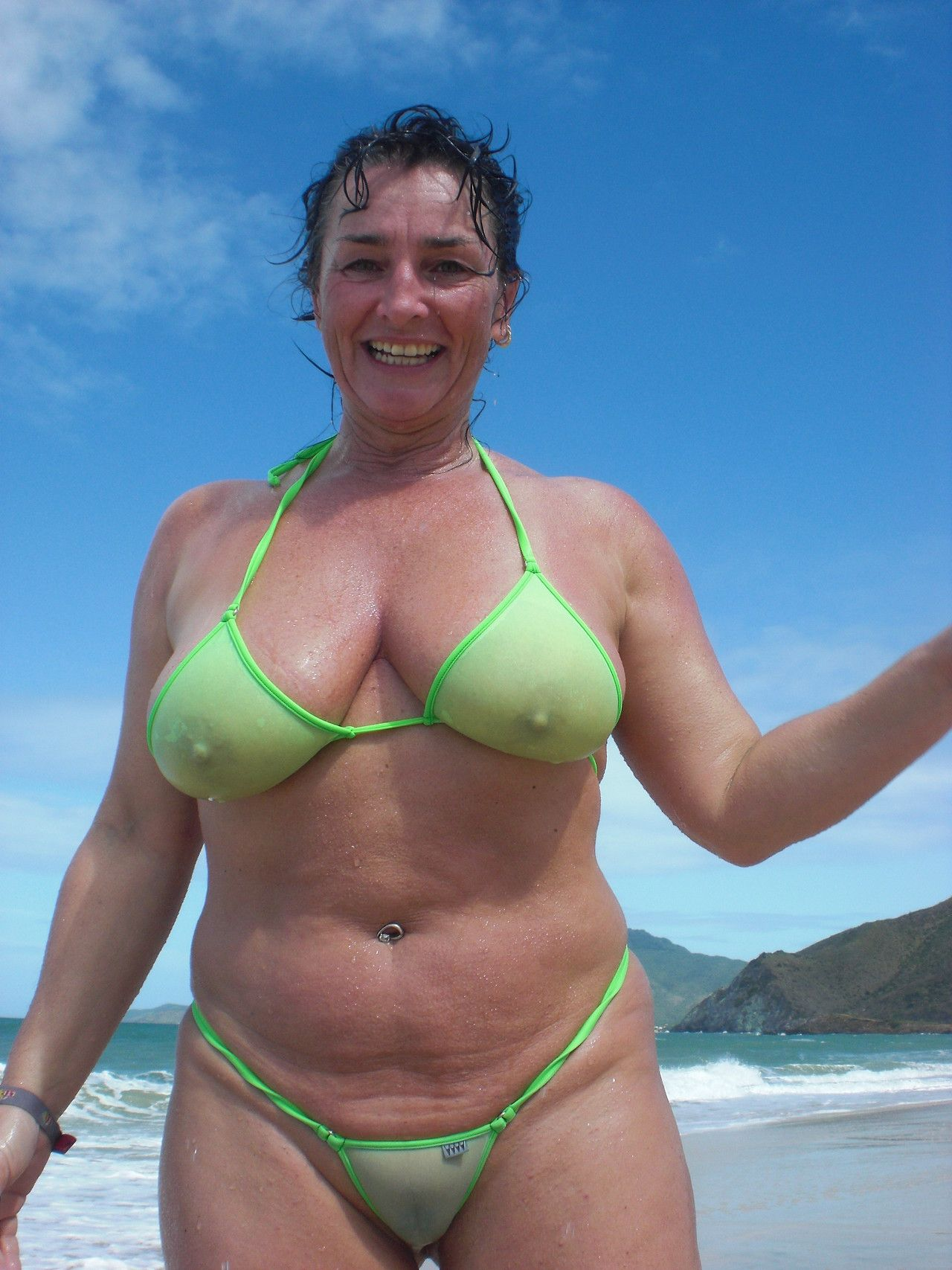 Swimwear for mature women