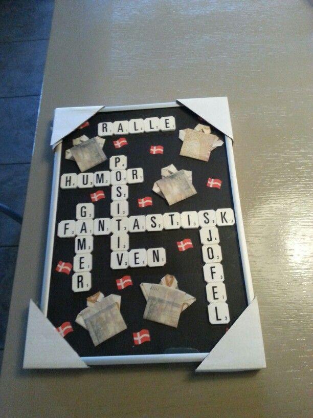 3540979aa23 Konfirmationsgave Origami, Gaver, Gaveindpakning, Penge, Gds Håndarbejde,  Tips, Ideer