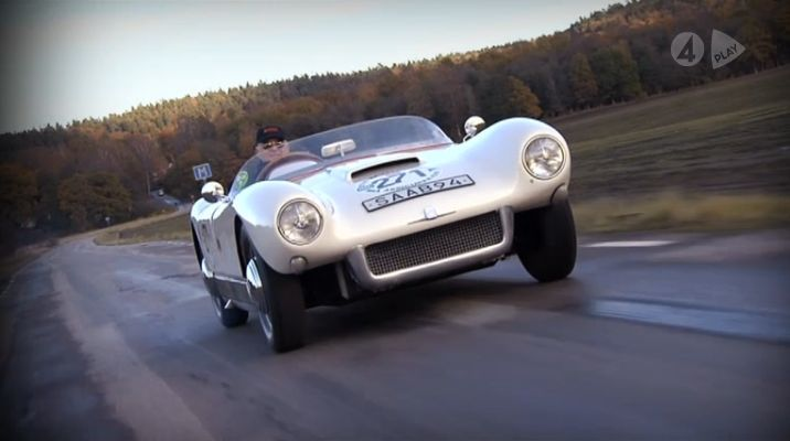 1956 Saab Sonett Super Sport 94 W H E E L S Pinterest