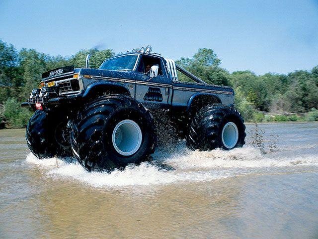 Big Foot Monster Trucks Pinterest Monster Trucks Monsters