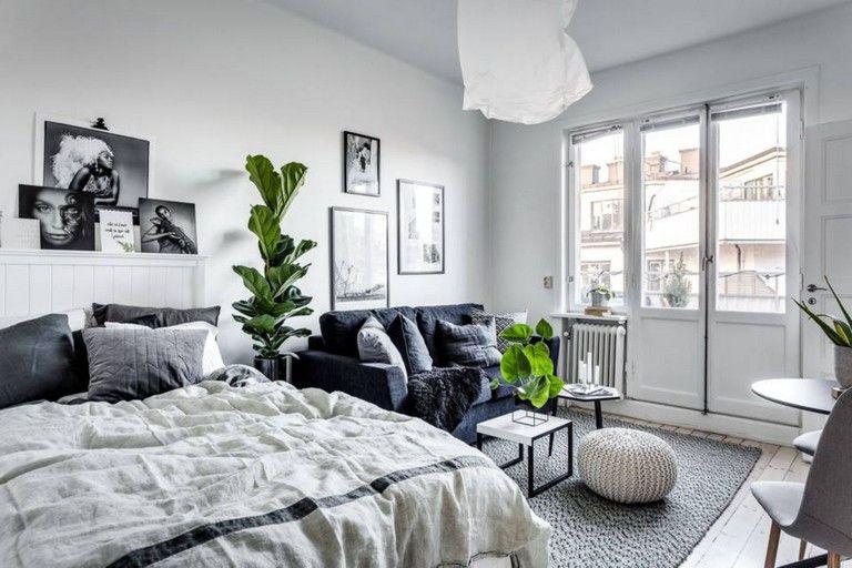 65 Outstanding Apartment Studio Decor Ideas Decorideas Decorinspiration Decoratingi Small Apartment Decorating Apartment Design Studio Apartment Decorating