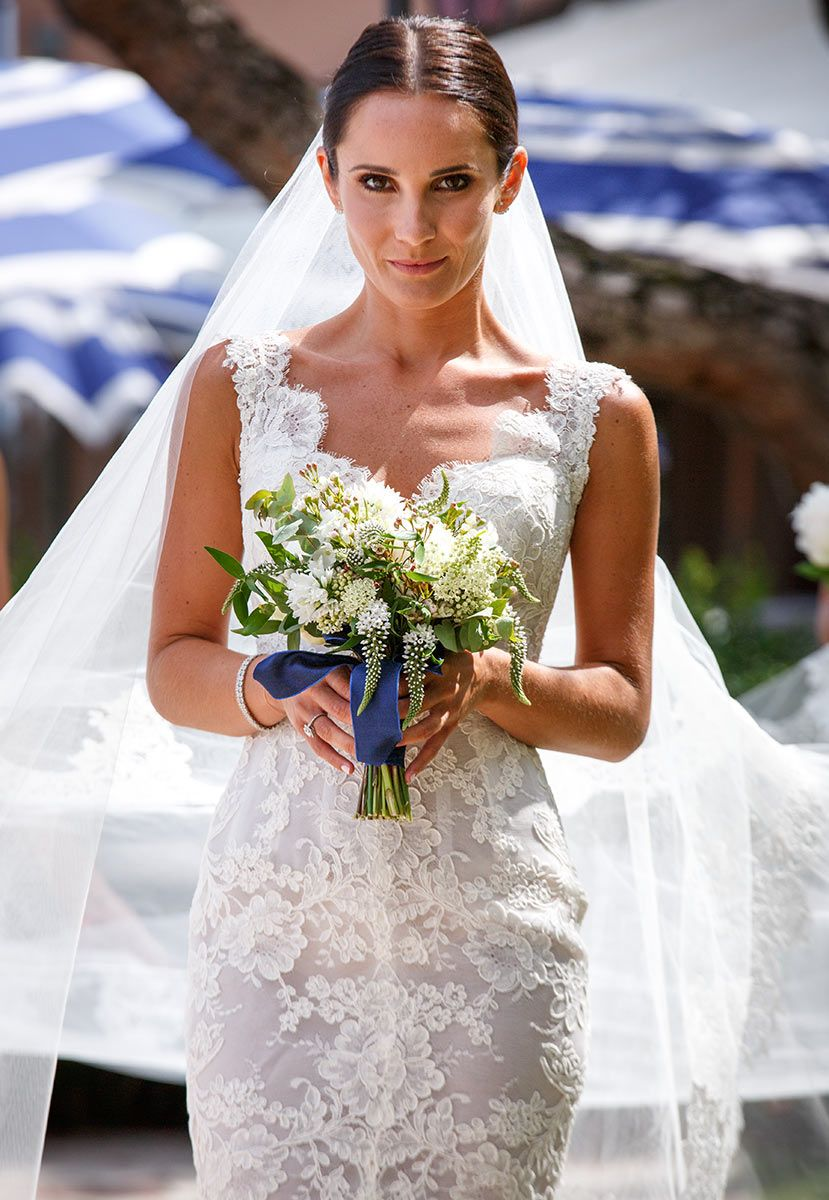 Beautiful Real Wedding In Hotel Cipriani Venice Italy By