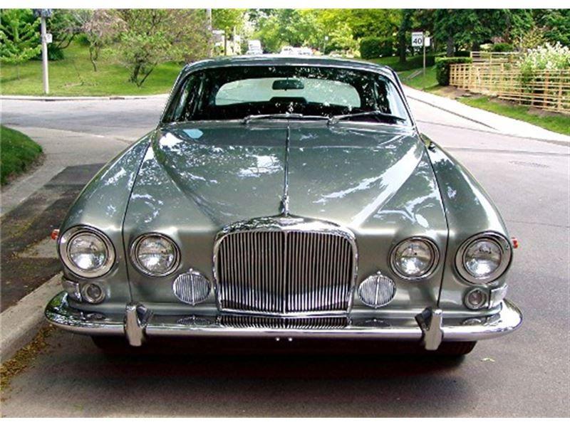 Car - 1967 Jaguar 420 G in TORONTO, ON $39,900\
