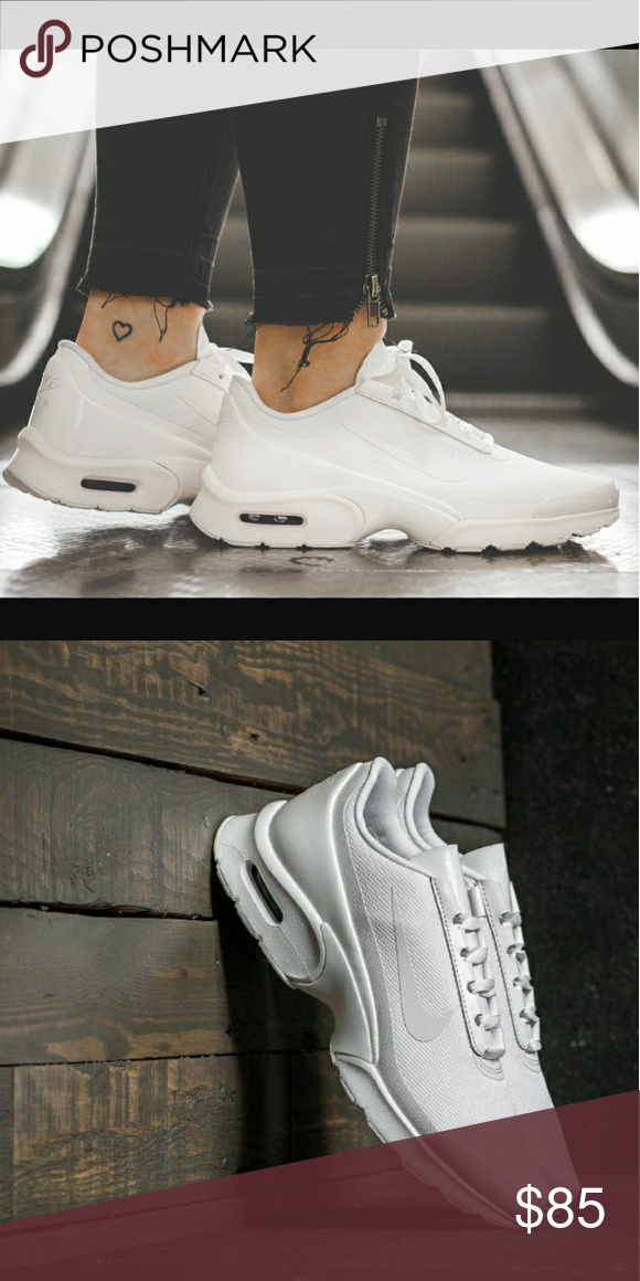 f5905b3ca366 Women s Nike Air Max Jewell White-Pure Platinum Women s Nike Air Max Jewell  White White-Pure Platinum. Never Worn. Box included.