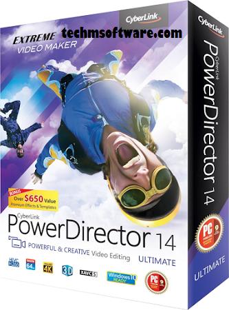 powerdirector 14 download