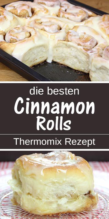 Die Besten Cinnamon Rolls ever.