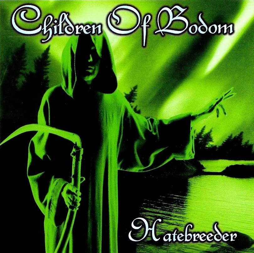 Children of Bodom - 1999 - Hatebreeder