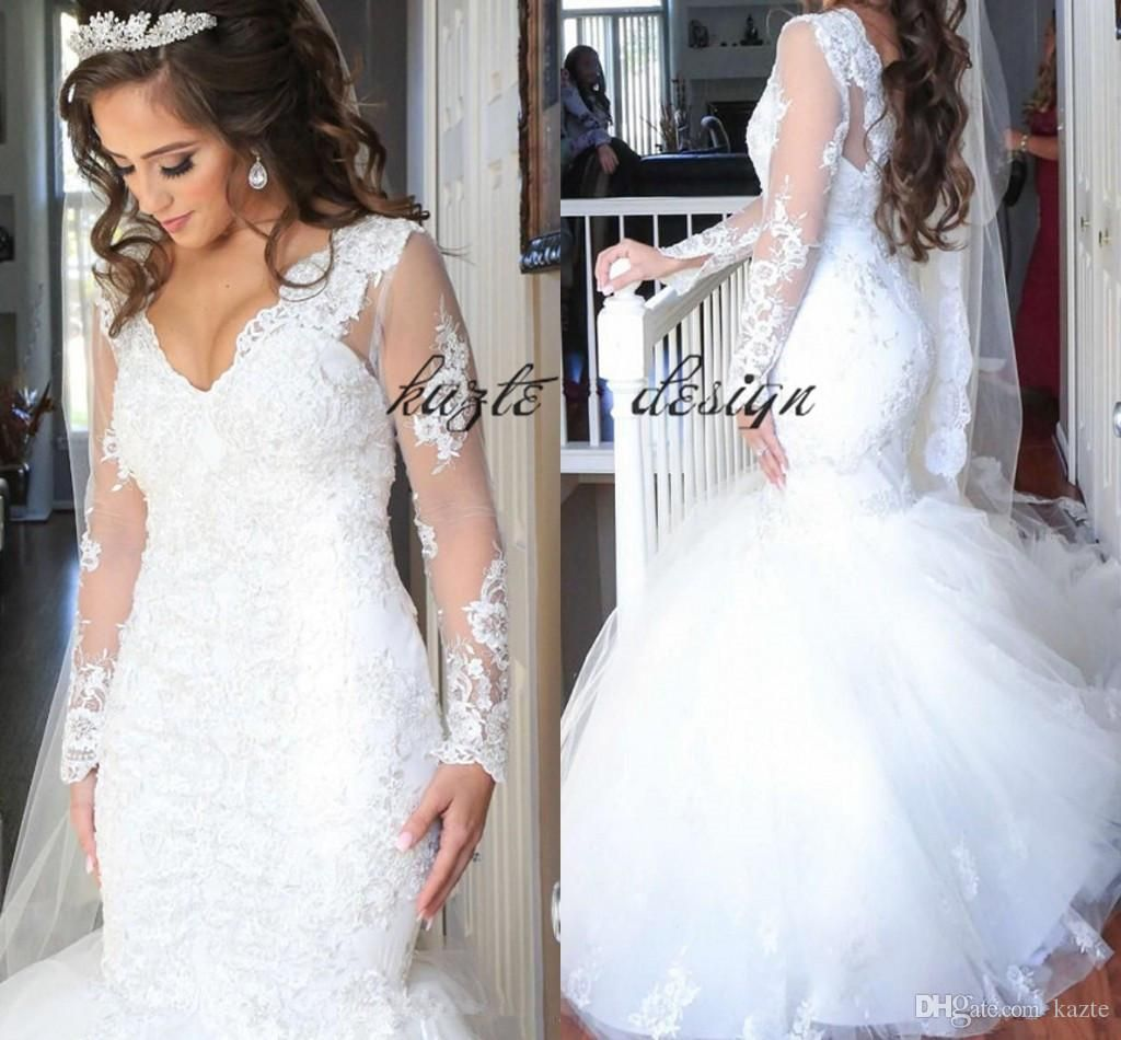 00fa52e8b48 Long Sleeve Lace Wedding Dresses Online - Gomes Weine AG