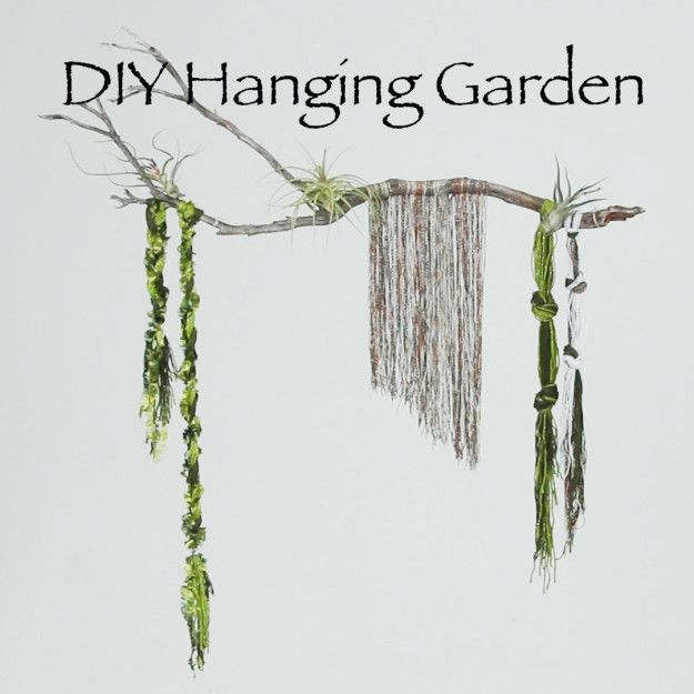 This Hanging Garden Will Make You Want To Stop What Youu0027re Doing A Take