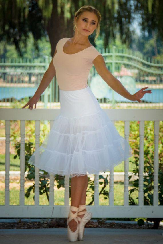 Petticoat- Lolita Petticoat Slip - Tea Length Pett