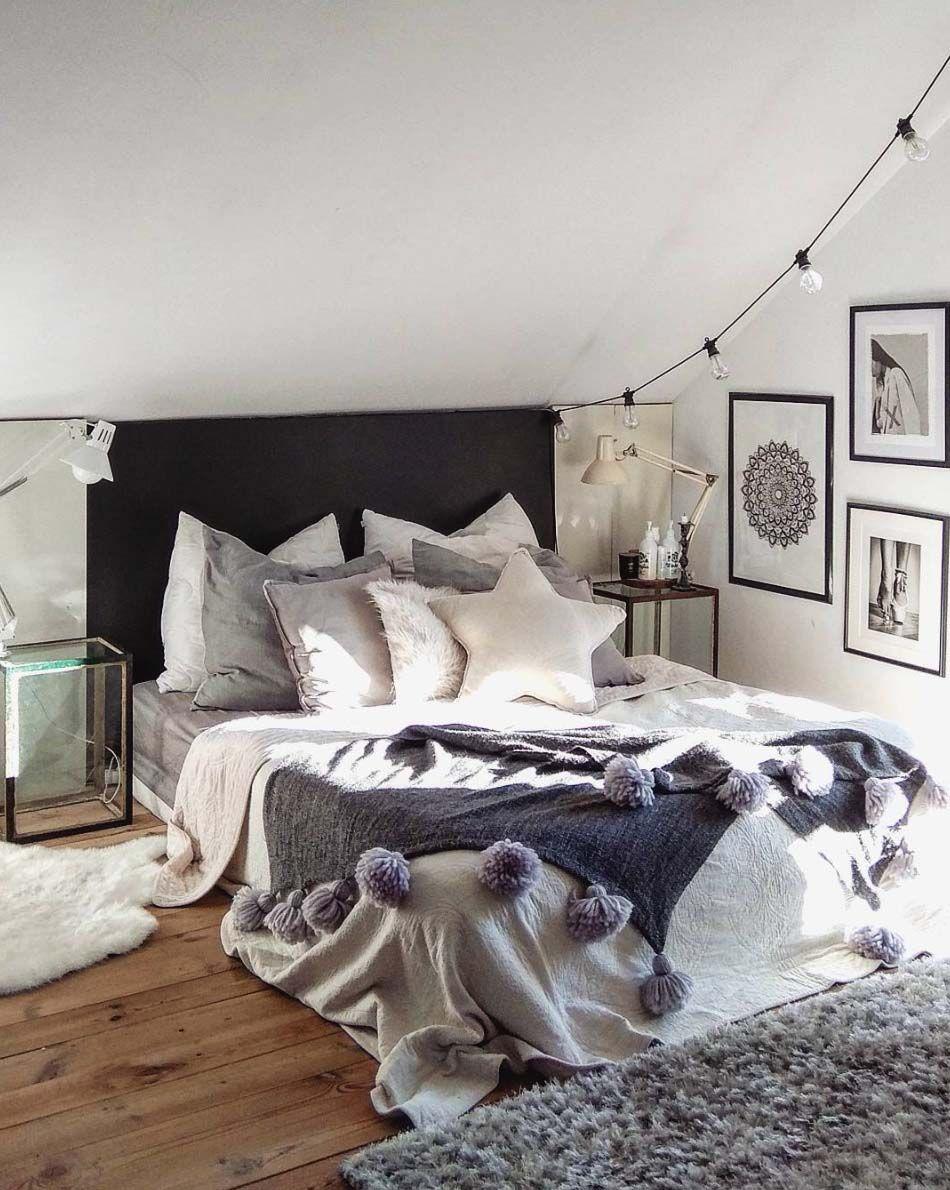 33 Ultra Cozy Bedroom Decorating Ideas For Winter Warmth Bedroom Decor Cozy Winter Bedroom Winter Bedroom Decor