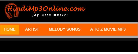 Hindi Mp3 Online listen your favorites artist albums pop