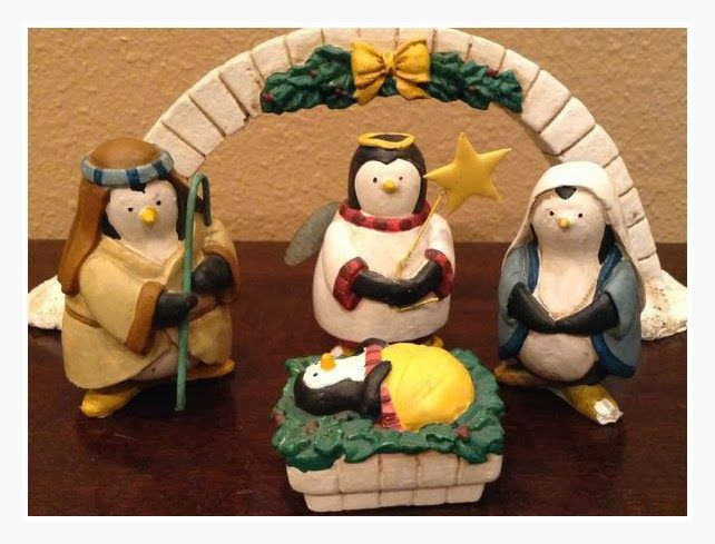 The Best Of The Worst Nativity Scenes Ever Scene Baby Jesus - Hipster nativity set reimagines the birth of jesus in 2016