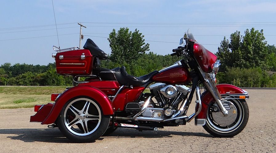 Harley davidson ultra classic voyager classic motorcycle trike kit harley davidson ultra classic voyager classic motorcycle trike kit solutioingenieria Choice Image
