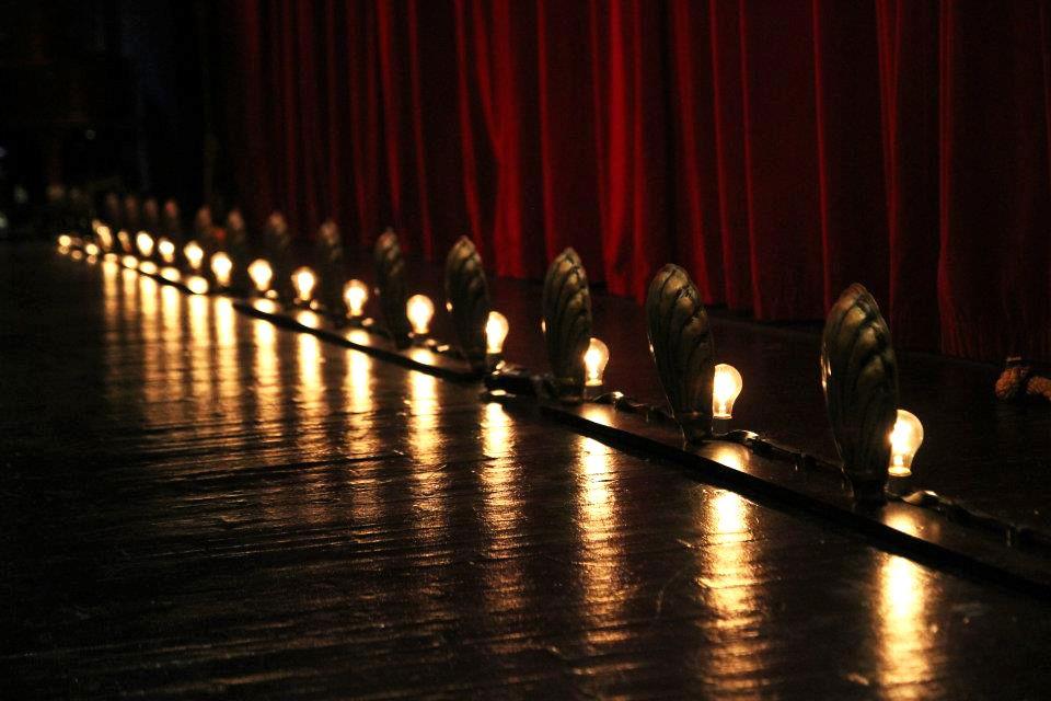 Theatre Footlights Vintage Circus Pinterest Loose