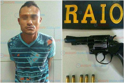 Em Sobral/Ce BPRaio recaptura foragido da cadeia pública da cidade com arma de fogo: ift.tt/2m0ptsg