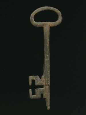 Dating old iron keys