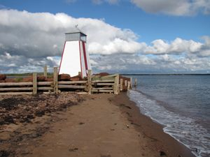 Murray Harbour Range Front Light, Beach Point, Prince Edward Island