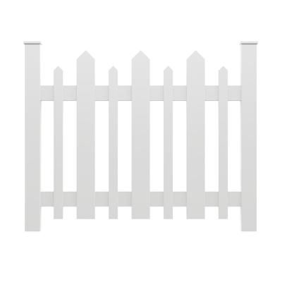 Snapfence 1 Ft H X 4 Ft W White Modular Vinyl Lattice Fence Panel 4 Pack Vflp 2 The Home Depot In 2020 White Vinyl Fence Vinyl Fence Panels Vinyl Fence