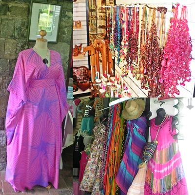 some of the shopping spots from my vacation to St. Kitts Island