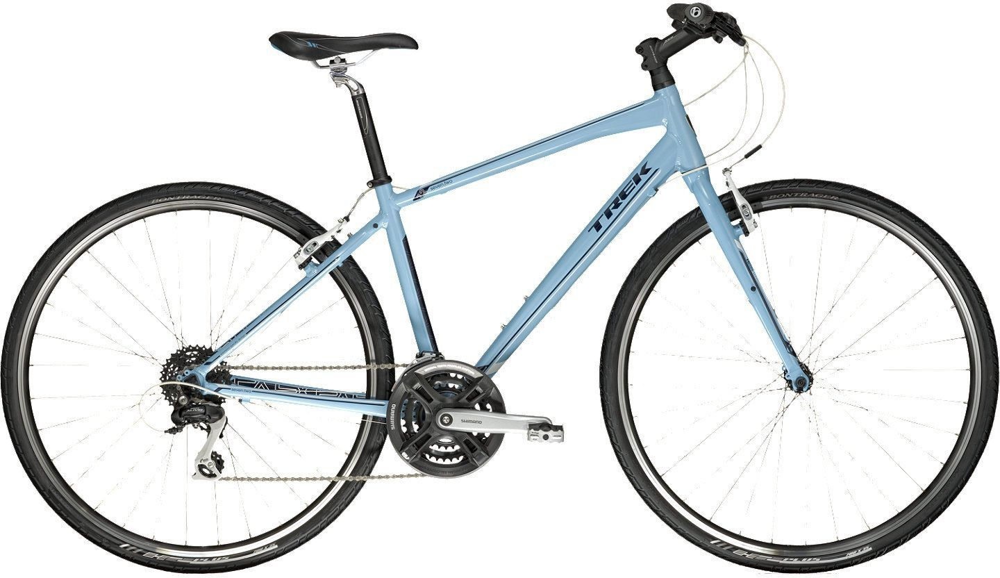 Trek 7 2 Fx Wsd From Breakaway Bikes In Phl Trek Bikes Hybrid Bike Hybrid Bicycle