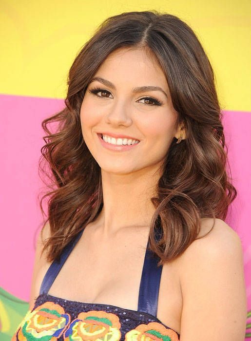 Kids Choice Awards 2013, Makeup, Victoria Justice