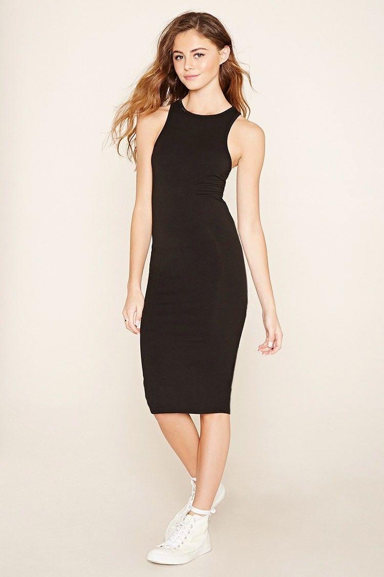 Bodycon black dress for women for men states for