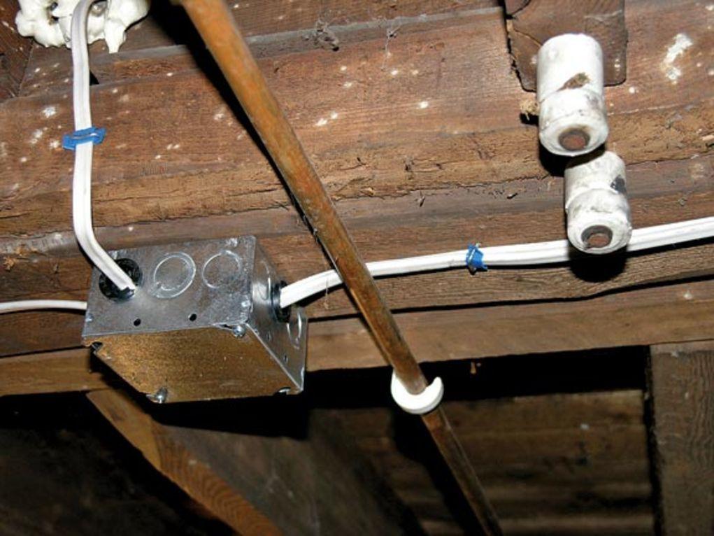 how to rewire a house diy