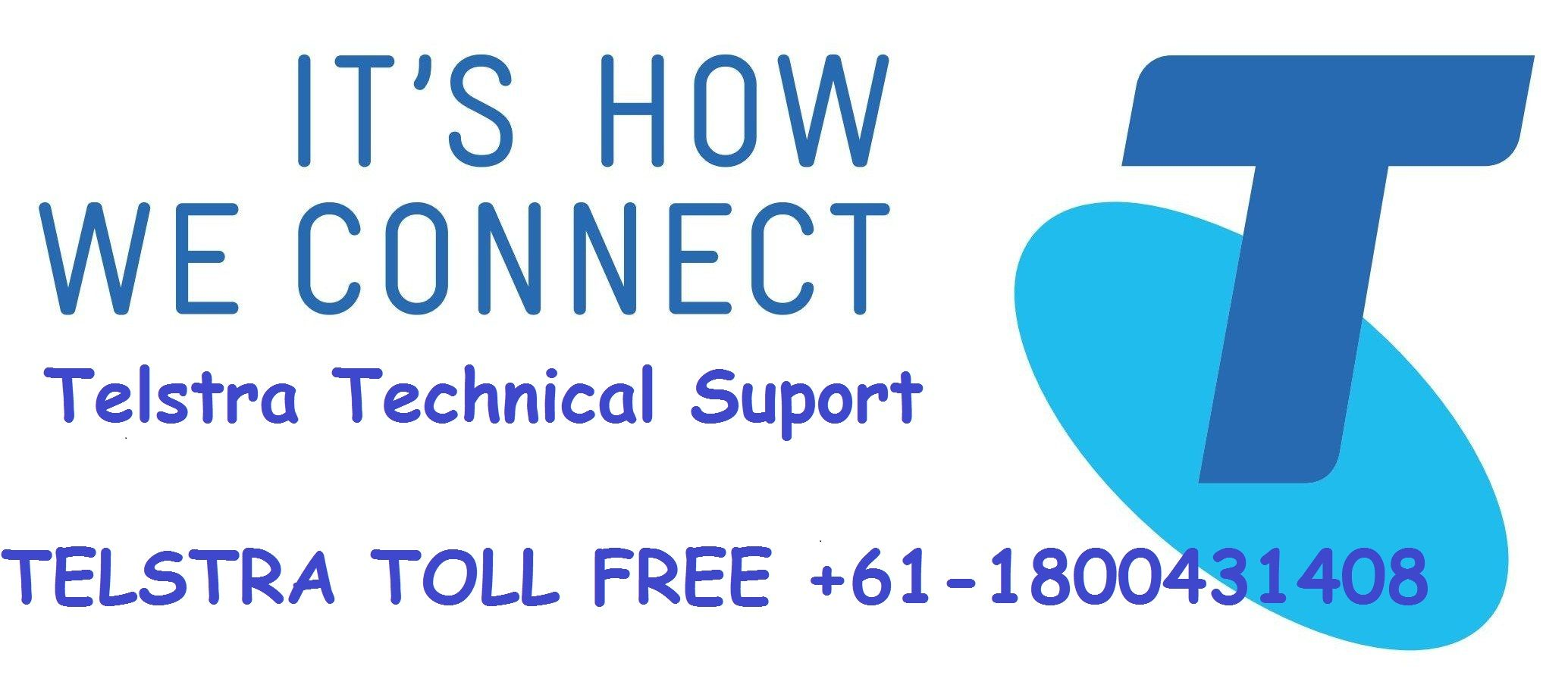 we are service provied in Telstra customer support