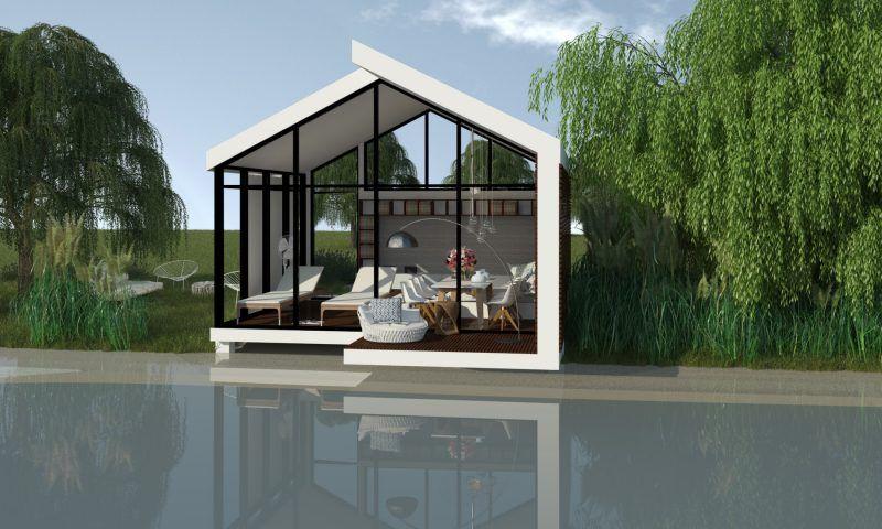 Foisor Gradina Casa Rb Reflex Architecture In 2020 Architecture Outdoor Decor Home