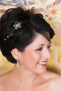 Coole Hochsteckfrisuren Kurze Haare Hochzeit Stylen Ideen Fur