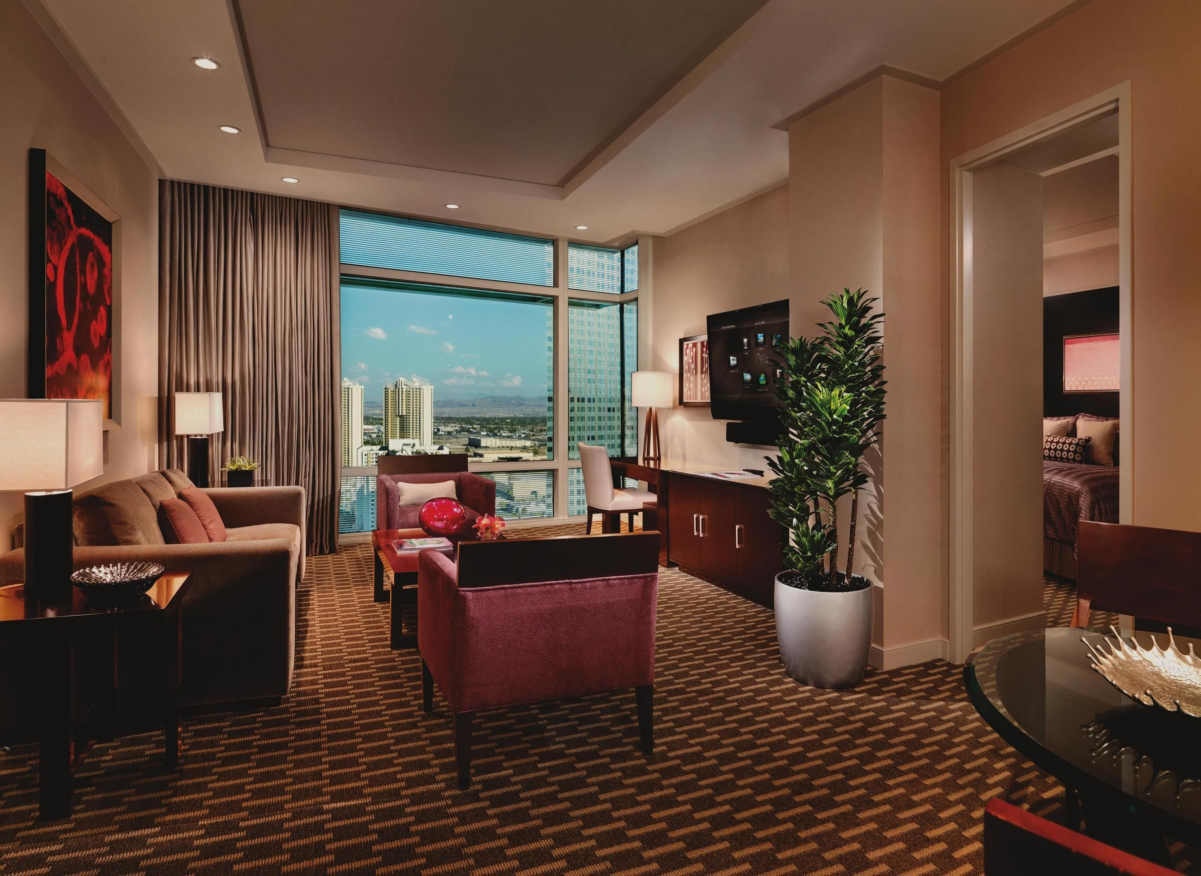 One Bedroom Suites At Aria Sky Suites Aria Las Vegas Vegas Hotel Casino Resort