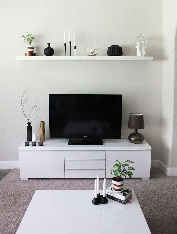 Aufbewahrungssystem Ikea ikea besta regal aufbewahrungssystem tv kosole weiss wandregal