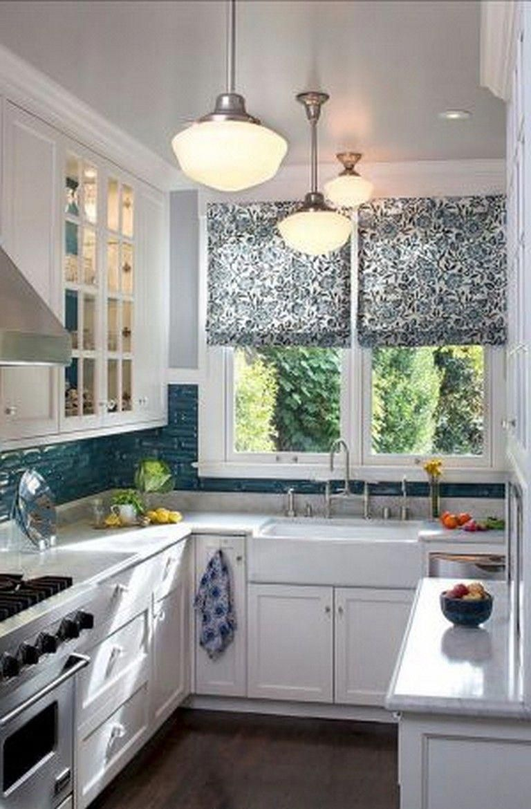 45 good smart small kitchen design ideas page 14 of 64 kitchentrends in 2020 kitchen on small kaboodle kitchen ideas id=21041