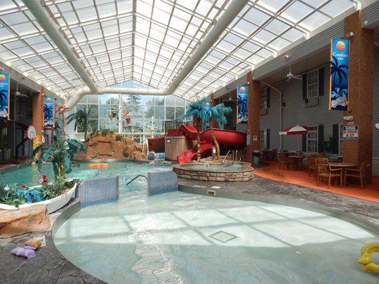 Comfort Inn Splash Harbor Bellville Oh Kid Friendly Hotel