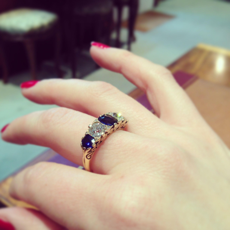 Ideal e-ring vs not so ideal e-ring? - Weddingbee | Happies ...