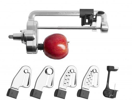KitchenAid Spiralizer spiraalsnijder 5KSM1APC - Accessoire voor KitchenAid Keukenmachines (maar alleen als ik een kitchenaid heb natuurlijk)