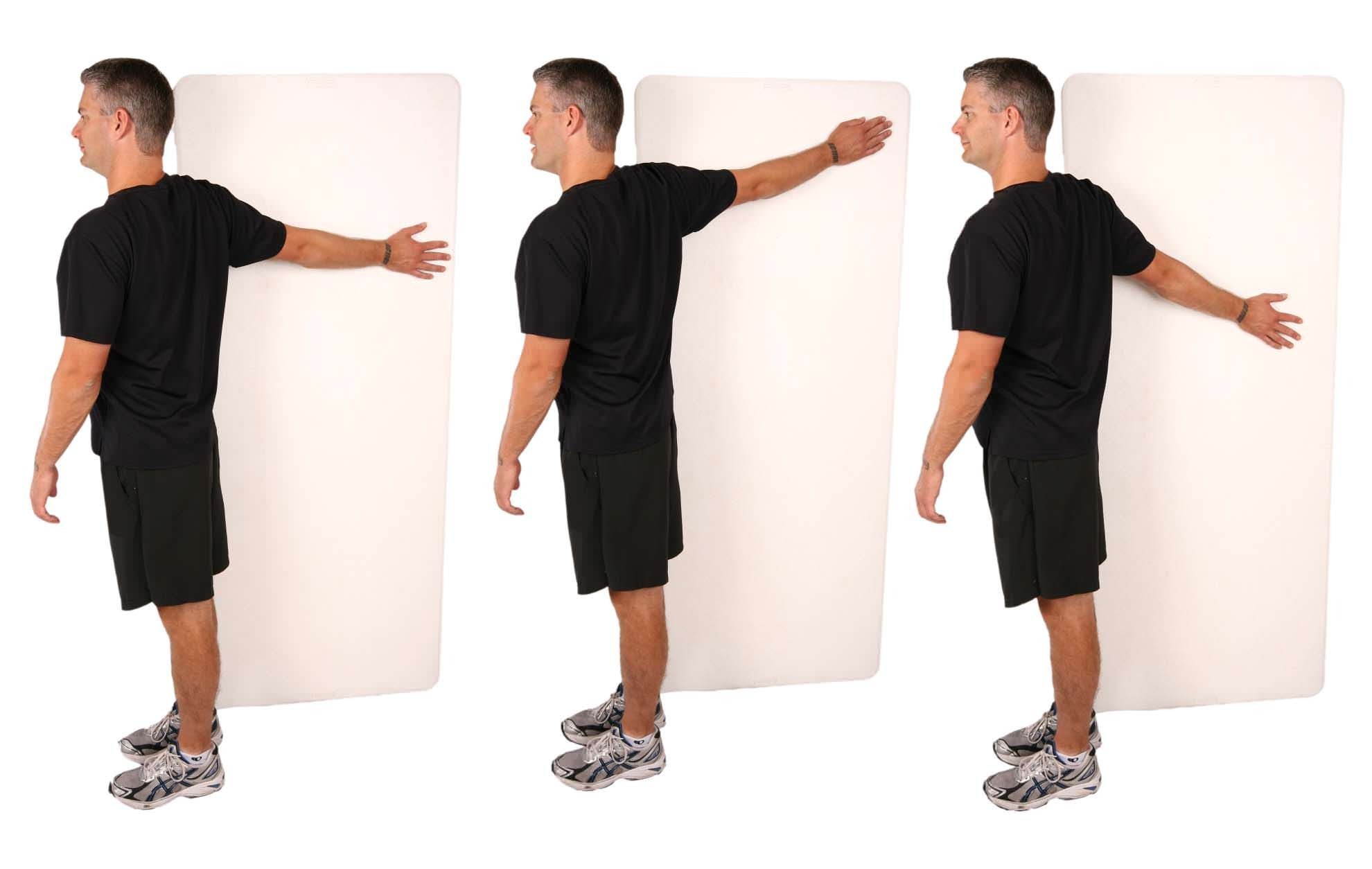 How To Improve Posture Pectoralis Major Stretch Toronto