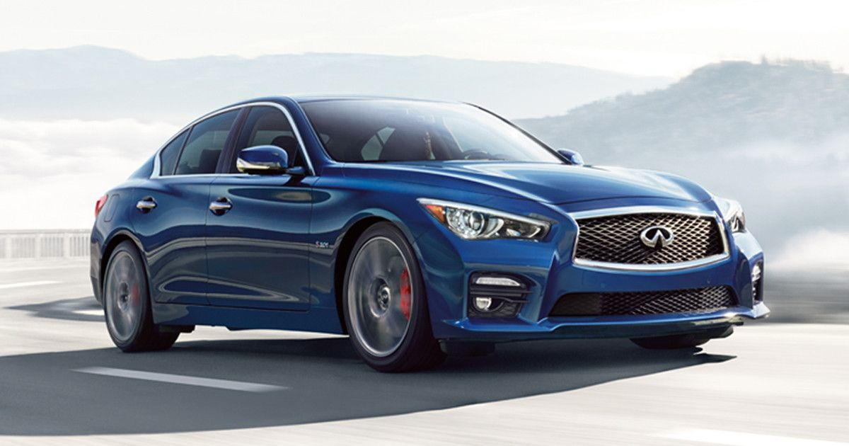 Inifiniti Q50 Sport & Red Sport (400 HP) Infiniti sedan
