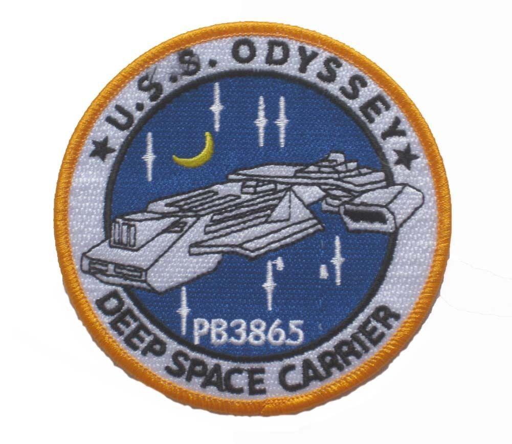 Tv-fanartikel Filme & Dvds Stargate Sg-1 Aufnäher Patch Air Force Space Command Cosplay