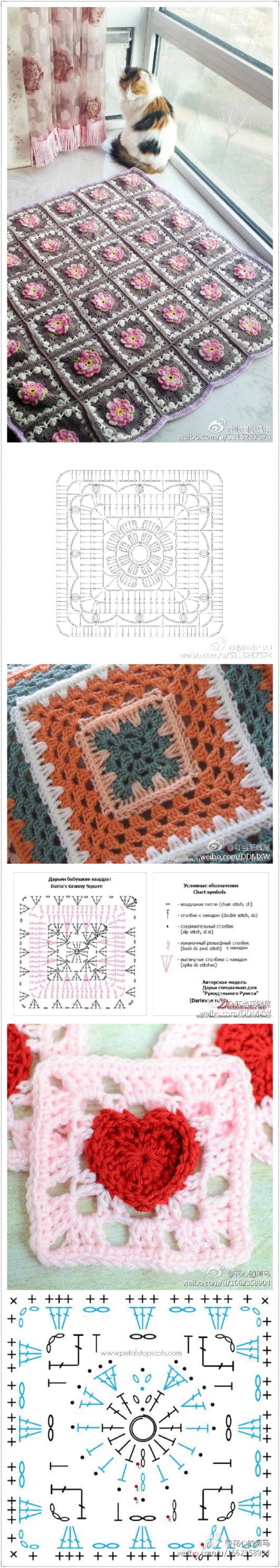 Pin de Nokkapood Tato en crochet pattern | Pinterest