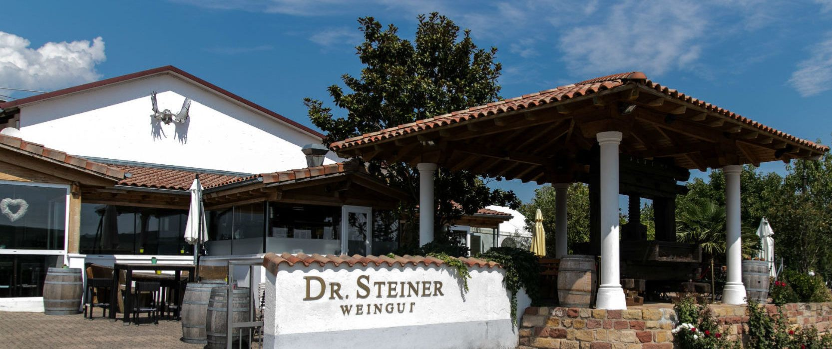 Hochzeitslocation Weingut Dr. Steiner | Heiraten in der