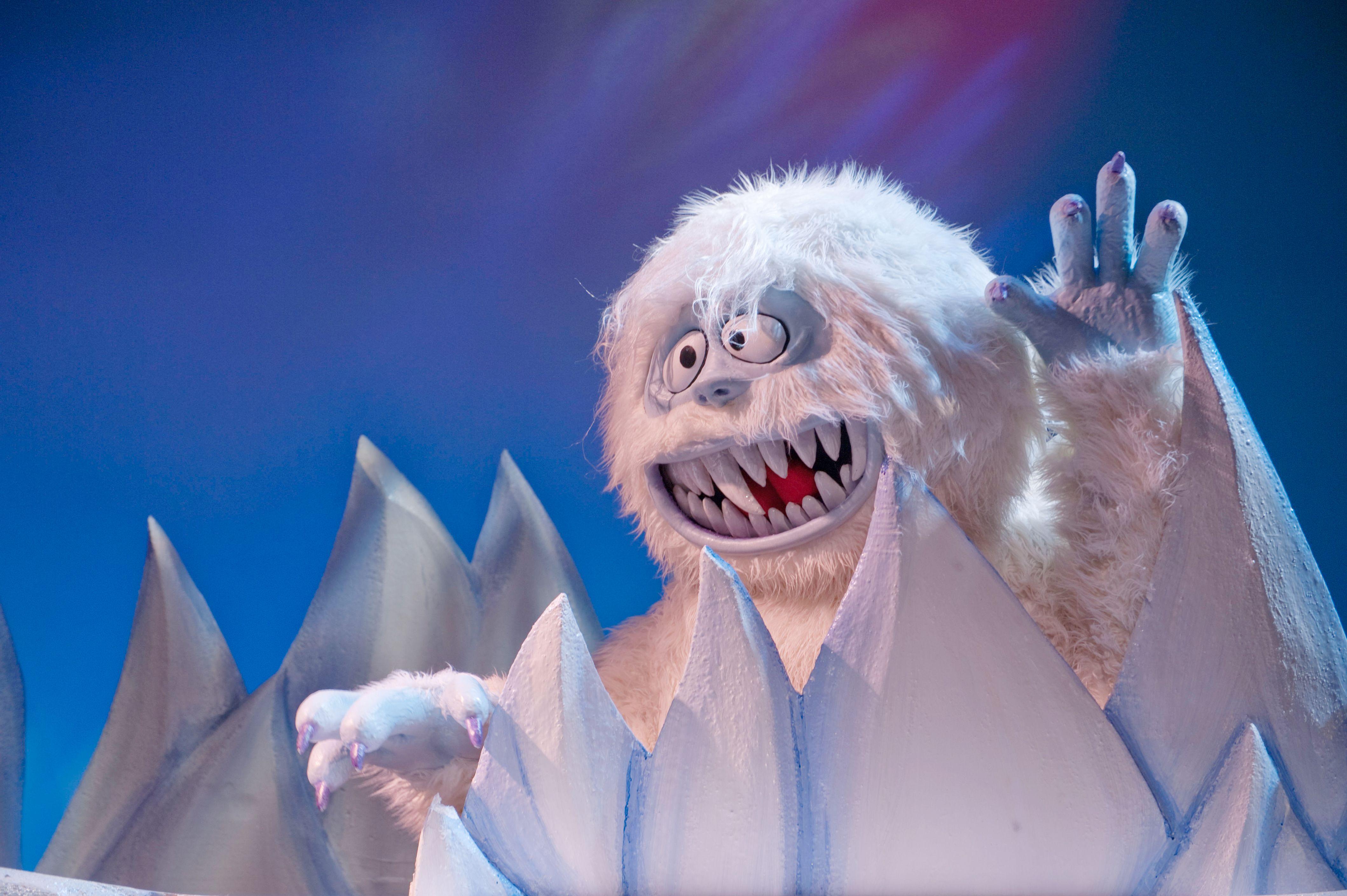 Картинки снежного монстра
