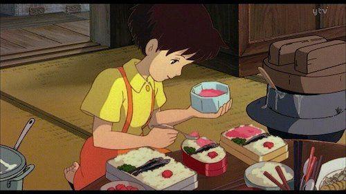 サツキは忙しいのに朝、味噌汁も作ってお弁当も作ってすごいなー女子力高いなーと思ってたけど、彼女の作った弁当は9割が米だった