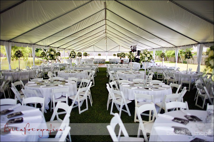 Outdoor nederland backyard wedding reception tent for Outdoor party tent decorating ideas